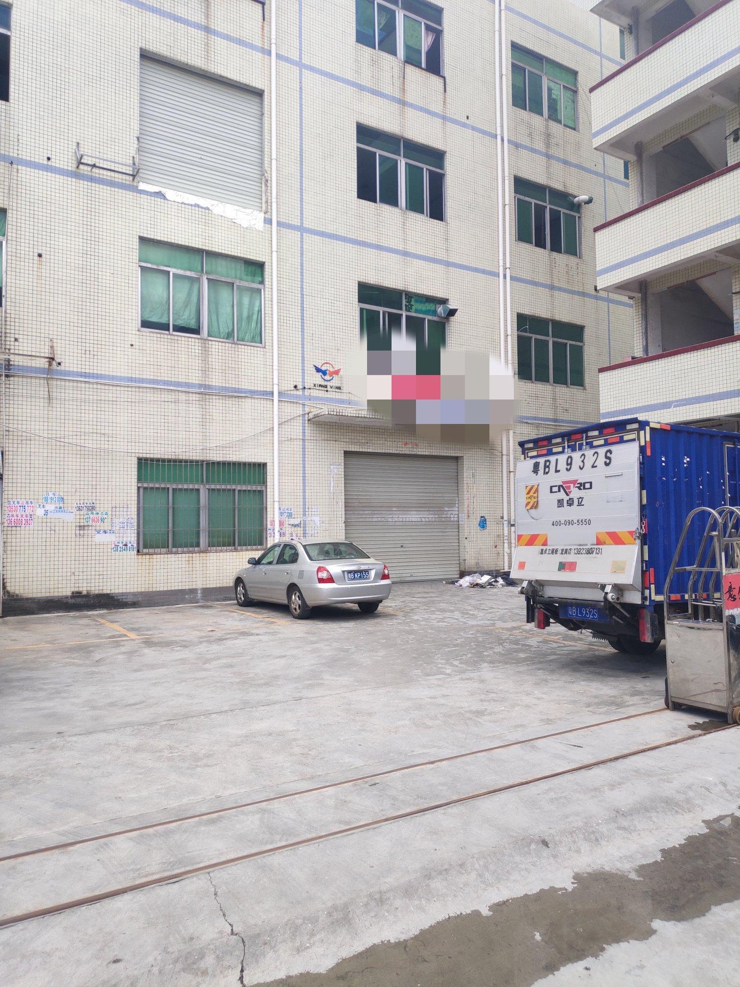 横岗地铁口400米独院小面积厂房仓库出租招租