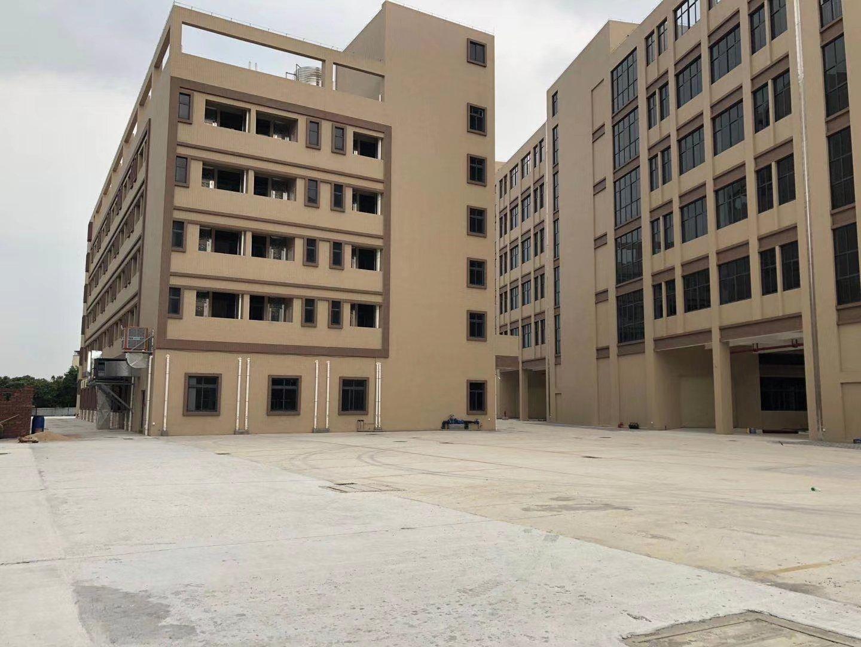 广州增城中新广汕路独门独院27000平单一层厂房出售