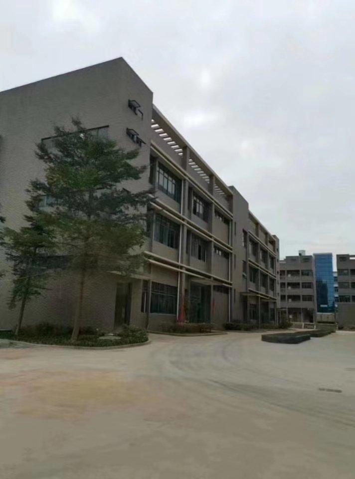 广州从化鳌头镇占地24亩建筑6000平米双证厂房出售