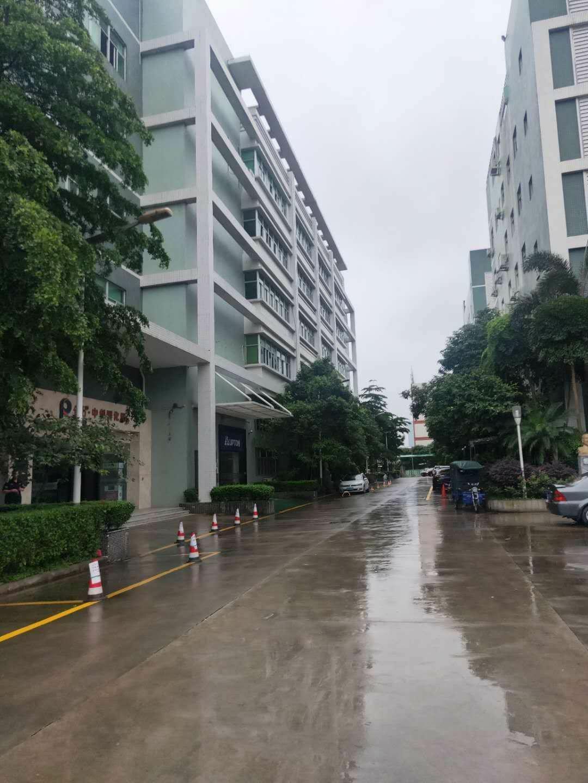 广州黄埔开发区3800平整层红本厂房出租可分租可办环评可办公