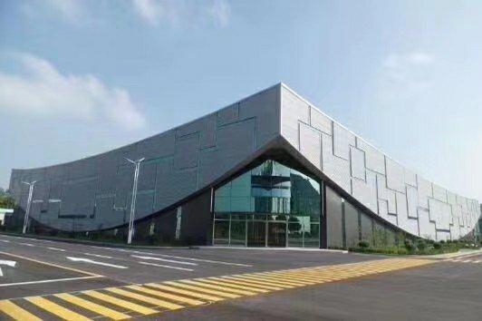 广东省肇庆大型高新科技园,总面积800亩,接收订建