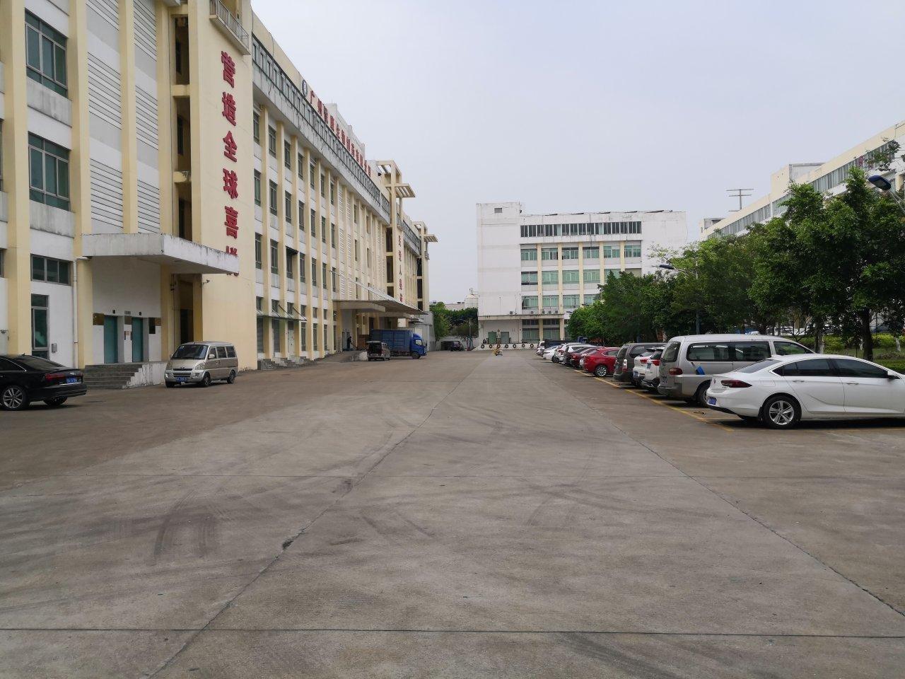 黄埔科学城标准厂房仓库1500平,工业园区水电齐全可办环评