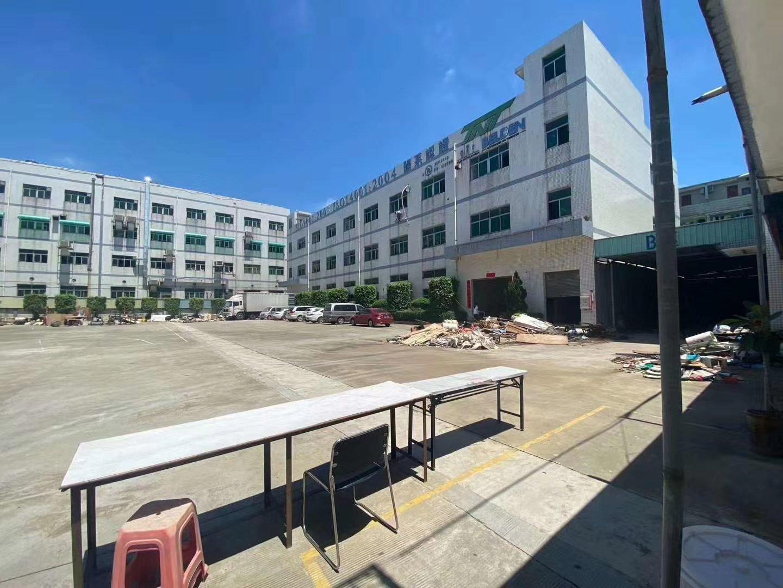 厂房3层共计5150平方,办公室600平方,钢构仓库580平