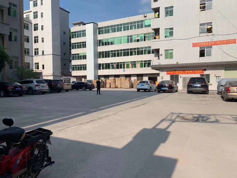 黄埔区夏港新出独院厂房2/5共2300平方原房东