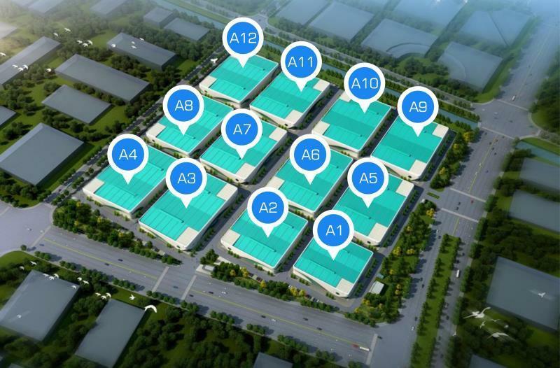 广东肇庆高新区花园式高端制造业厂房1300亩出租