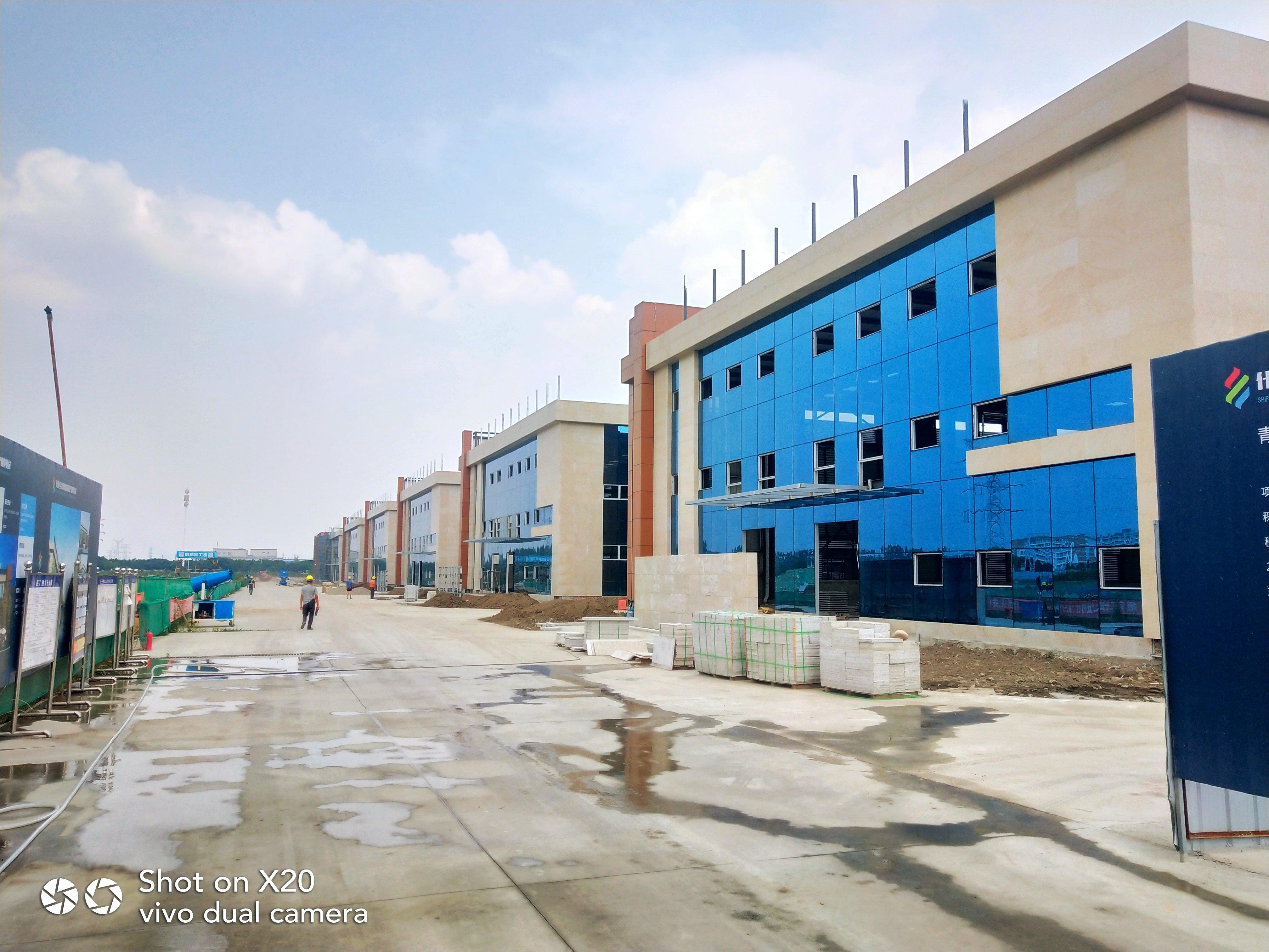 德阳市什邡经开区北区单层钢结构厂房出售-图6