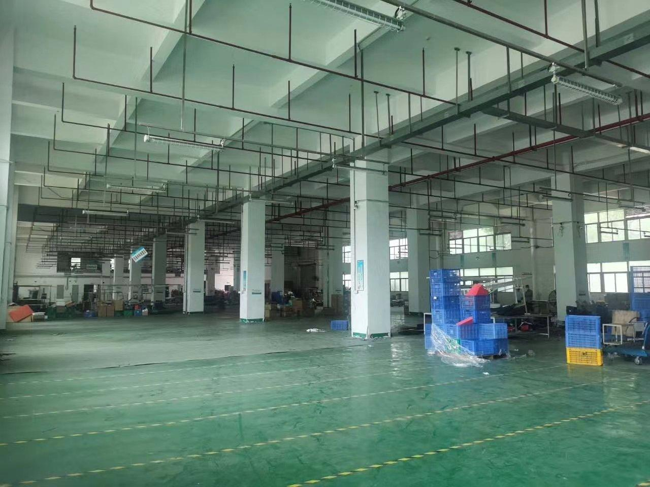 肇庆上市公司自用高级厂房出售,单价不到2000,国有双证!