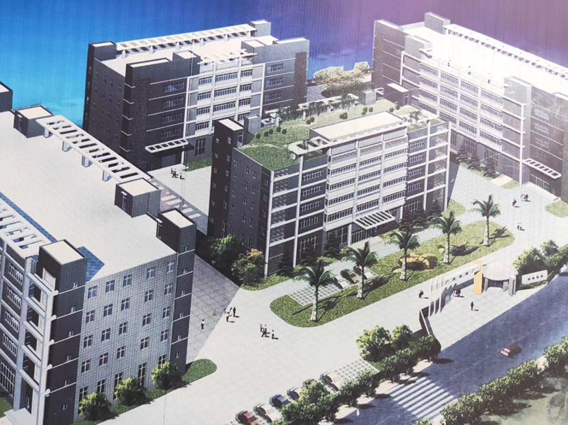 广州市黄埔区开发区东区:项目总面积1-5楼18500平方 -图2