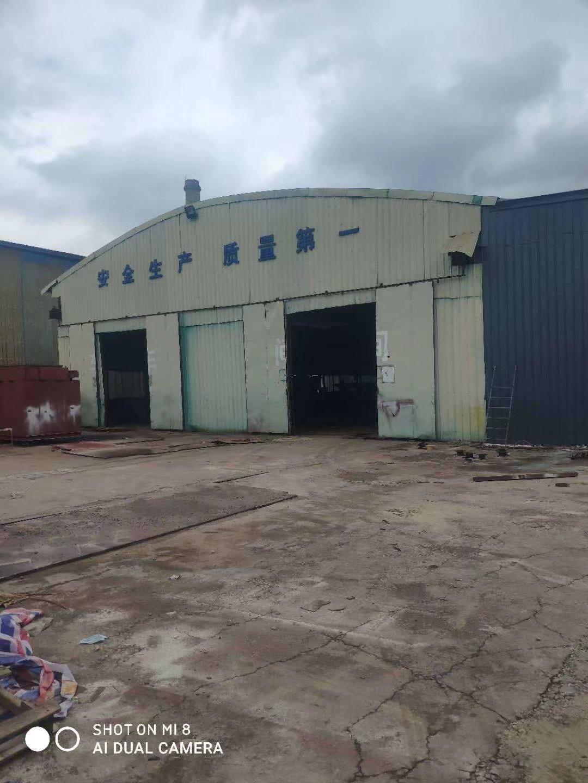 花都区炭步镇工业区单一层厂房仓库出租,滴水高9米,带行车