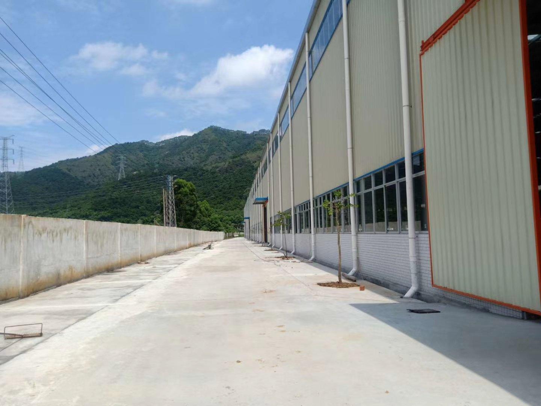 肇庆高要区30000平方单一层钢结构有宿舍办公室可办环评-图4