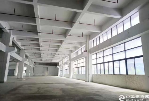 深圳罕见国产证厂房建筑7333平,位于深圳高新技术产业园区