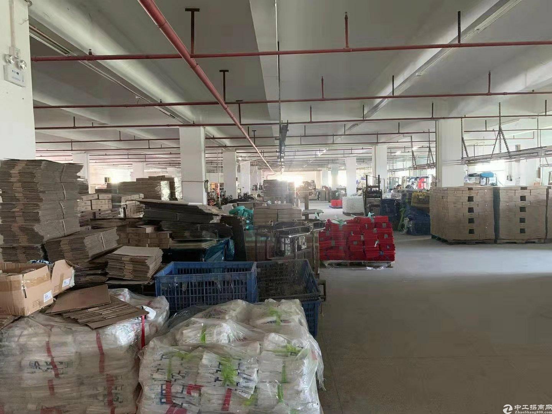 坪山原房东厂房6500平米出售,40年产权-图3