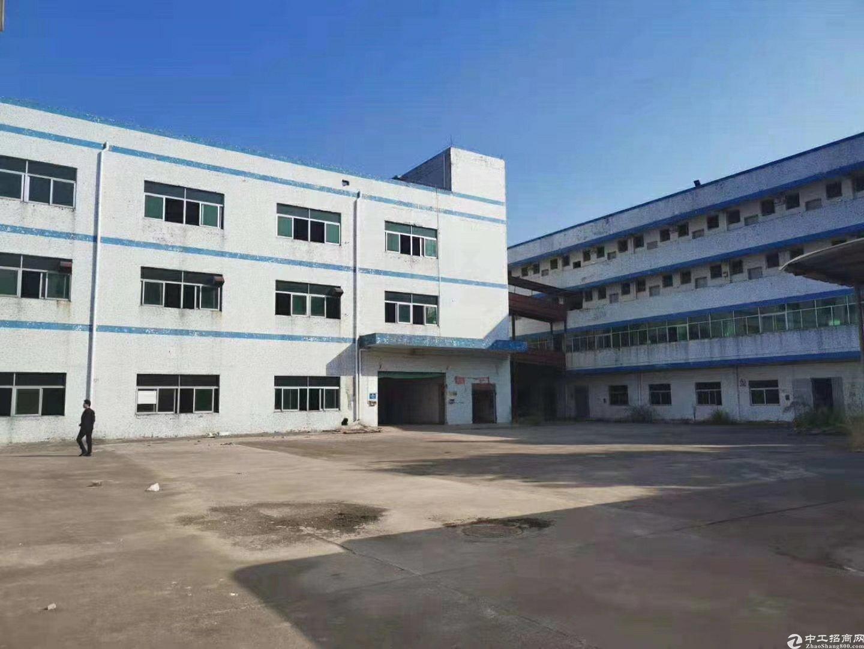 坪山原房东厂房6500平米出售,40年产权