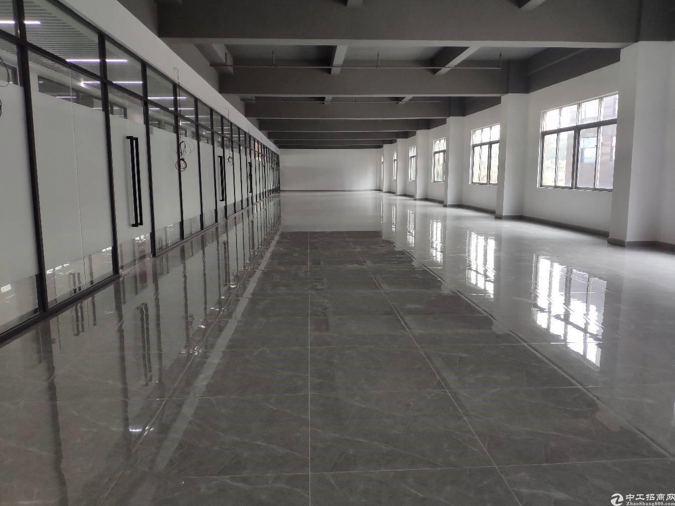 工业园厂房精装办公室厂房仓库200至800平大小分租-图2