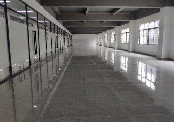 工业园厂房精装办公室厂房仓库200至800平大小分租图片2