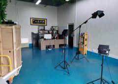 豪华装修!送阳台!可生产!坪山大工业区280平红本办公室出租