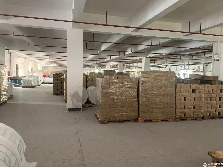 坪山原房东厂房6500平米出售,40年产权-图2