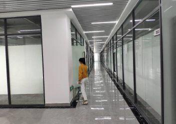 工业园厂房精装办公室厂房仓库200至800平大小分租图片6