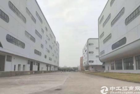 坂田原房东大型红本工业园50000平米重工业厂房出租可分租