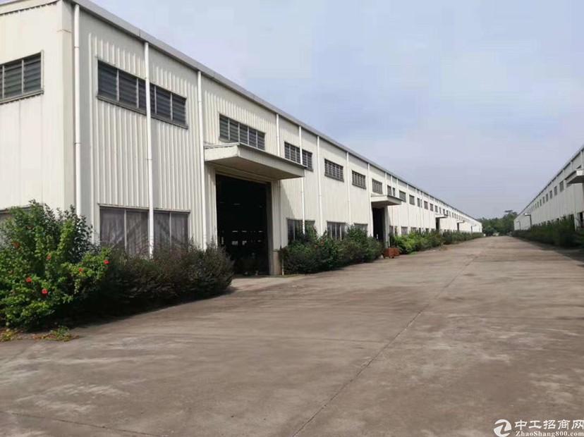 带电镀牌照厂房出售,江门占地131亩国有双证年限长厂房出售!