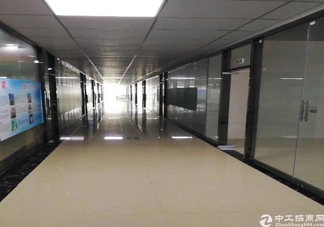 龙岗中心城精装办公室厂房仓库200至800平大小分租