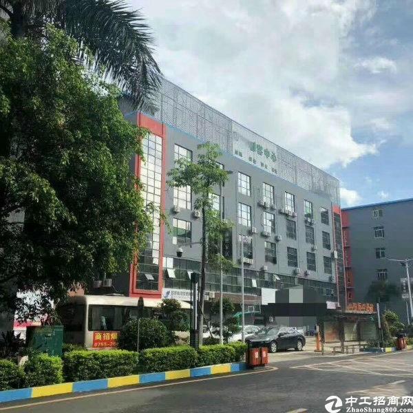 龙岗工业园厂房精装办公室厂房仓库200至800平大小分租