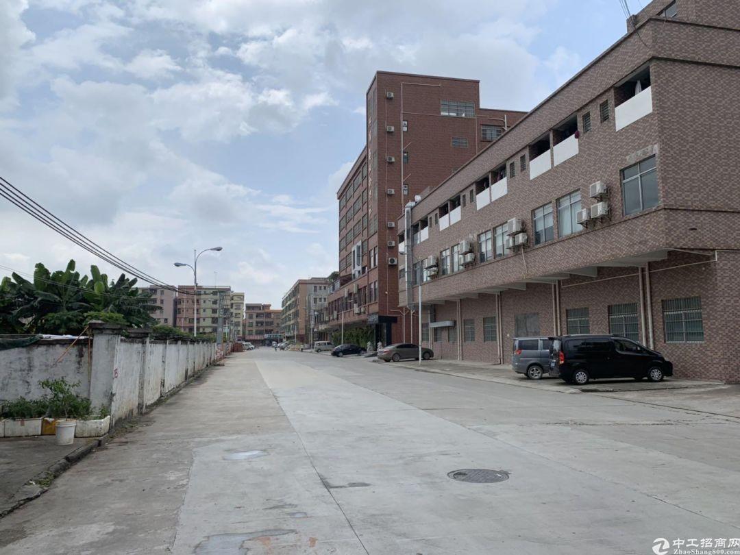 横沥镇占地6336㎡,建筑4618㎡厂房出售