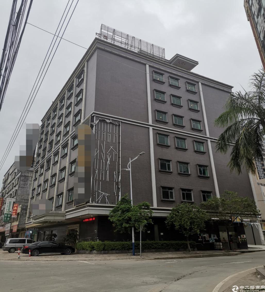 博罗县福田镇占地555㎡,建筑4358㎡双证独栋酒店出售