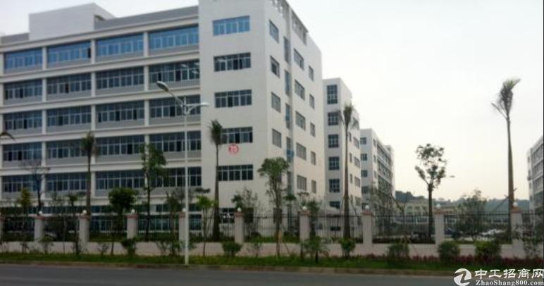 布吉厂房长龙铁口旁工业区8000平厂房仓库出租大小可分租