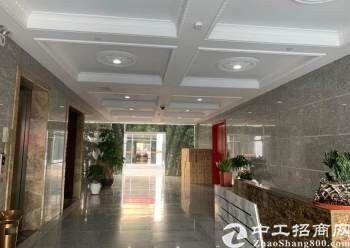 福永地铁口带装修办公室招租带家私230平方无转让费图片3