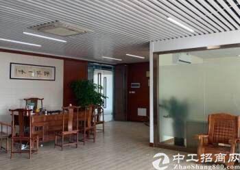 福永地铁口带装修办公室招租带家私230平方无转让费图片4