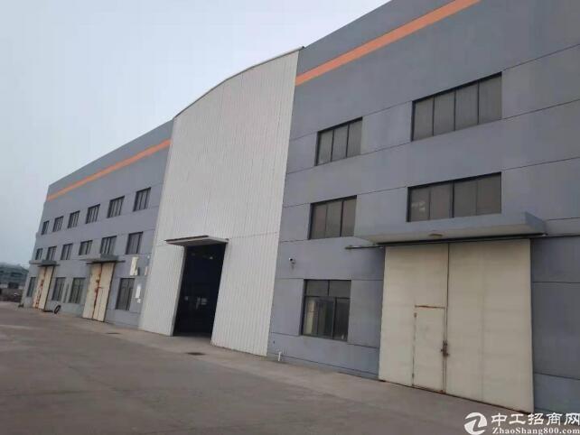 江苏南通国有出让一类工业用地带牛角高度13米厂房出售转让-图2