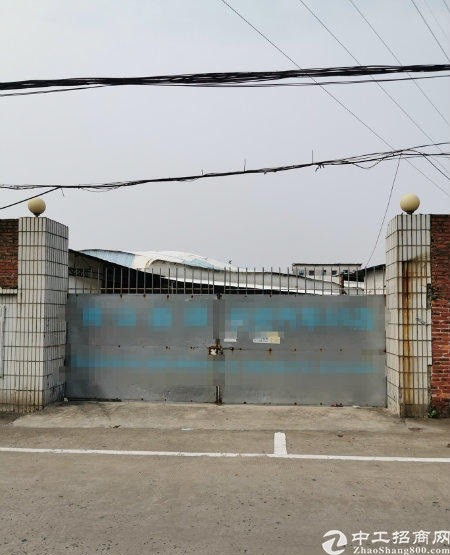 南庄镇樵乐路段吉利龙津工业区1100平方仓库场地出租配套齐全