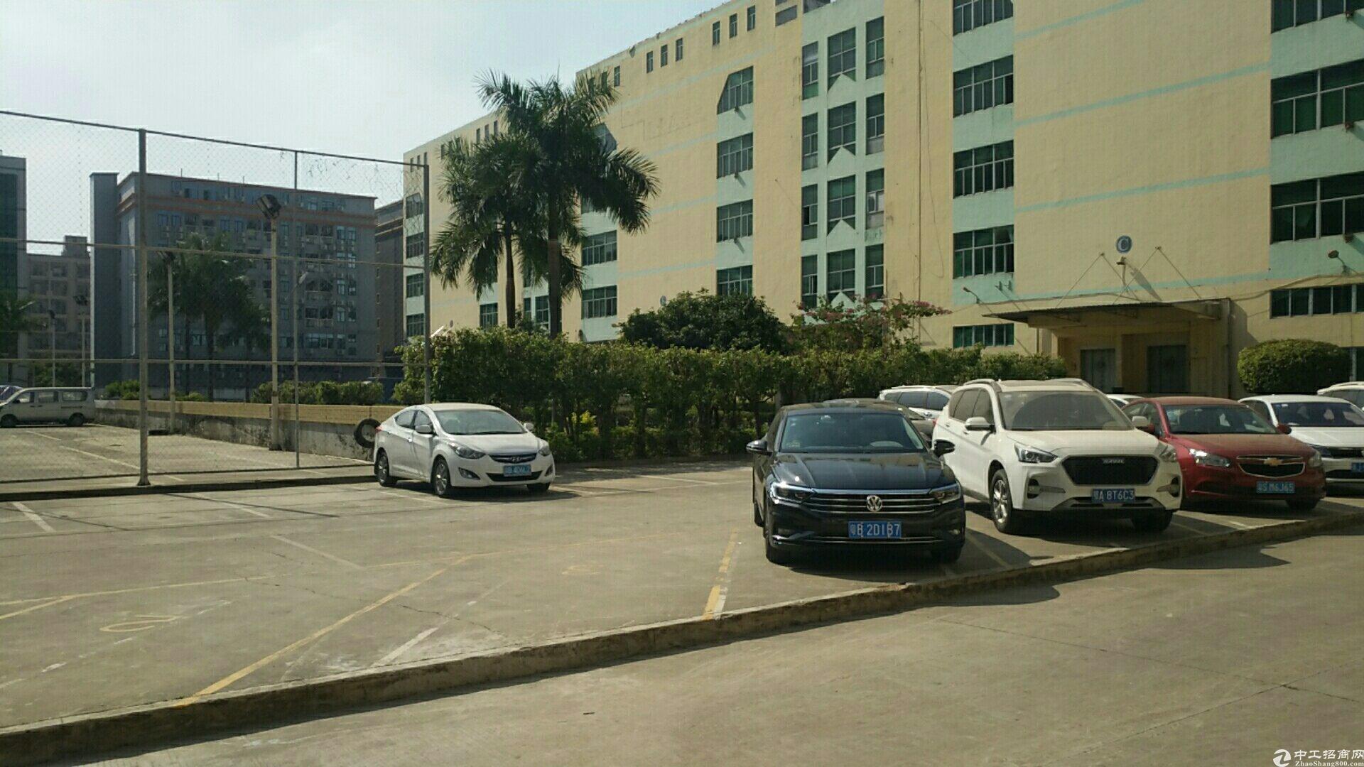 龙华清湖地铁站附近新出400平带精装修厂房出租-图3
