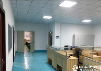 深圳坪山秀新楼上400平米精装修厂房出租,水电齐全图片2
