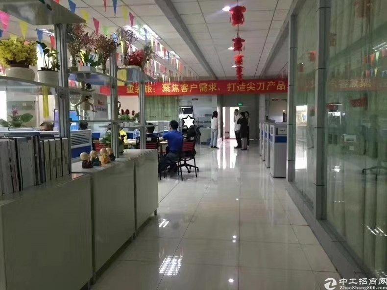 龙华清湖地铁站附近新出400平带精装修厂房出租