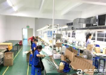 深圳坪山秀新楼上400平米精装修厂房出租,水电齐全图片3