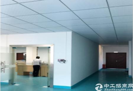 深圳坪山秀新楼上400平米精装修厂房出租,水电齐全-图6