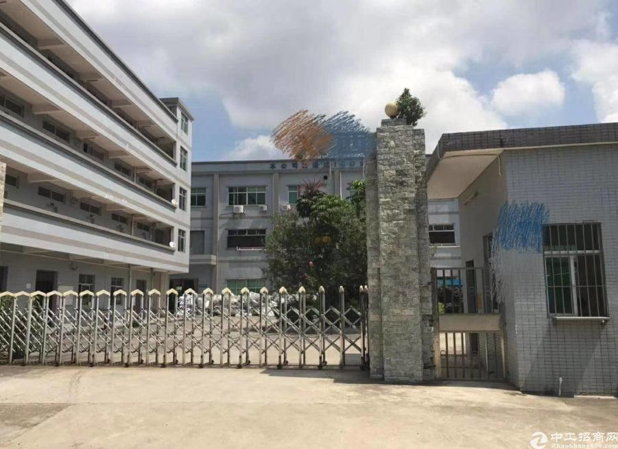 临深片区红本厂房6000平米独院出售证件齐全