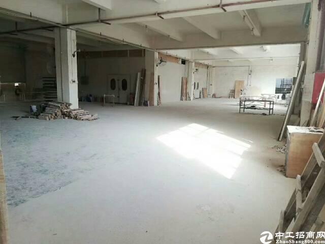 坪山单一层钢构仓库物流厂房7500平方出租,实际面积可以分租