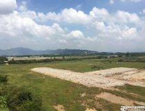 坪山周边100亩工业土地(可分割)出售,红本40年!