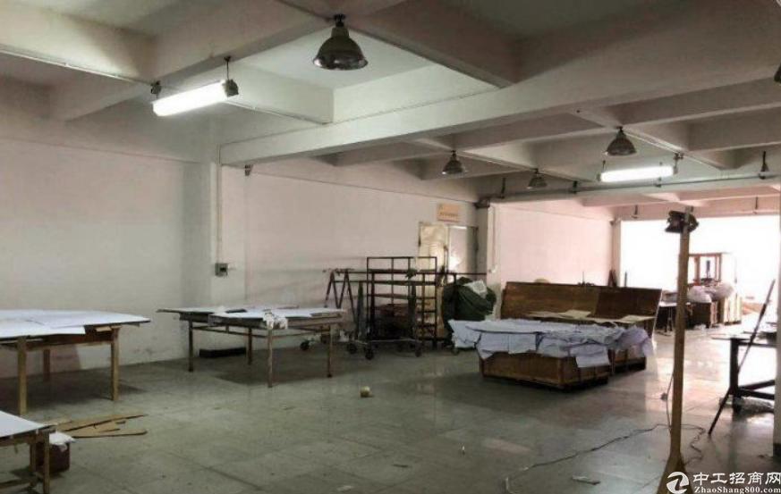 容桂永昌北路二楼1000平方厂房招租带办公室精装修