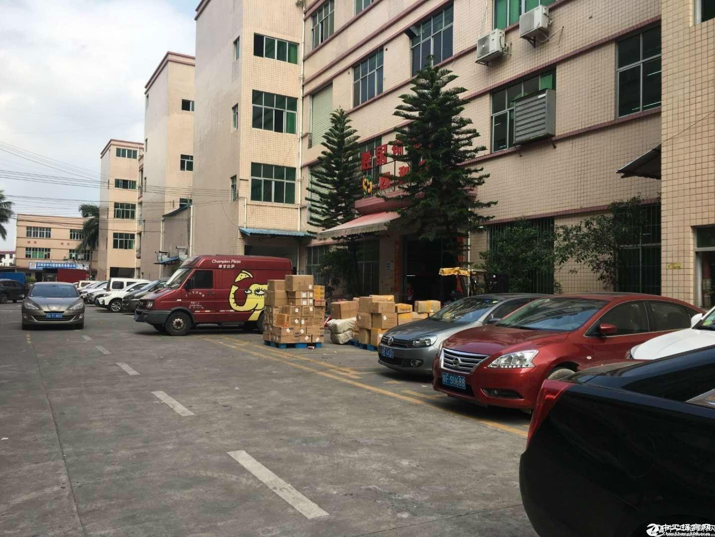 布吉新木工业园二楼500平方厂房仓库出租