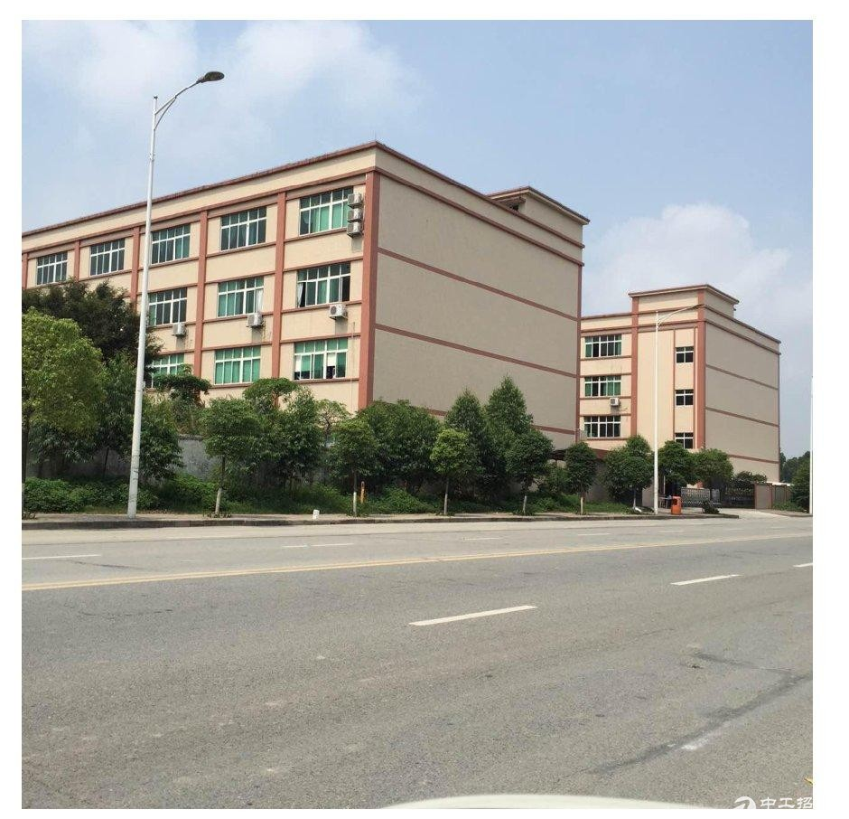 坪山工业园红本厂房出售