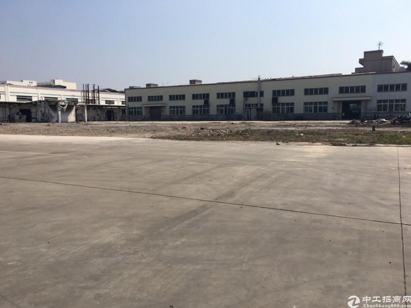 深圳龙岗平湖新出国有证厂房5000平方标准厂房,房东急售