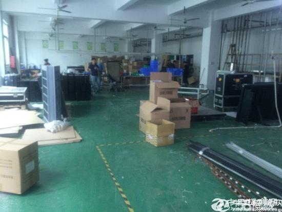 西丽阳光工业区原房东1900平精装修厂房招租