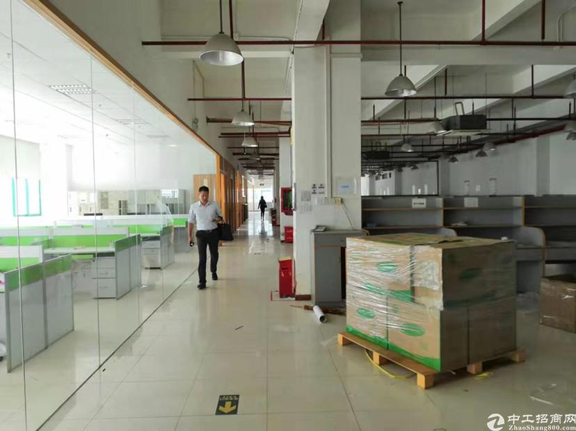 西丽动物园附近楼上1500平米厂房适合做生产仓库