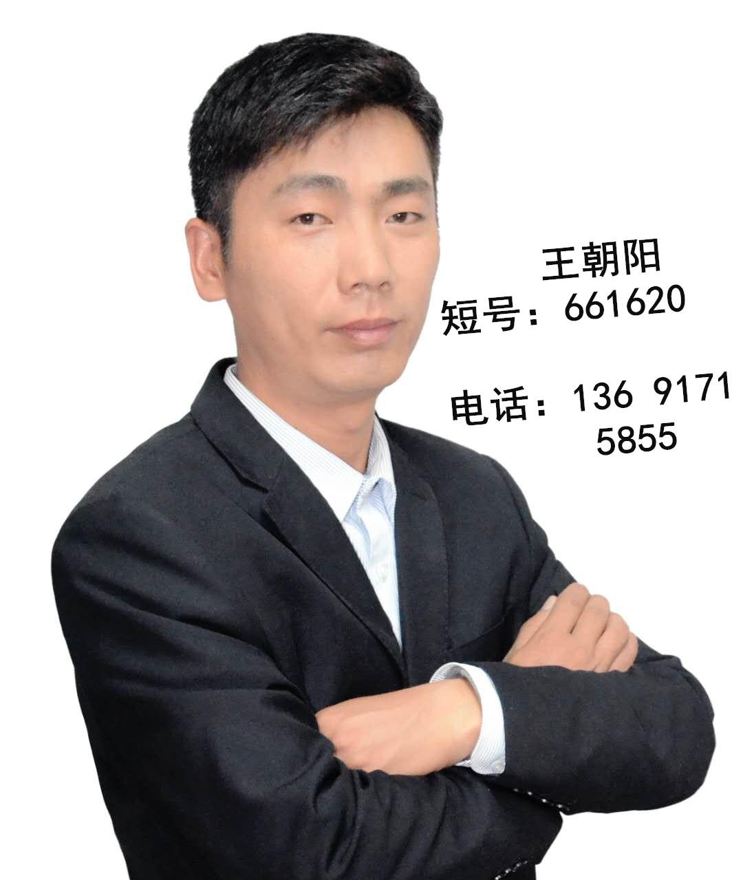 厂房经纪人王朝阳