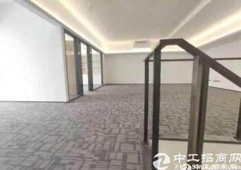 平湖华南城复式写字楼230平方带豪华装修招租图片4