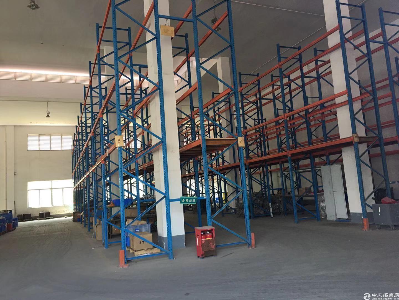 深圳单一层电商仓库20000平米出租,可分租已空置